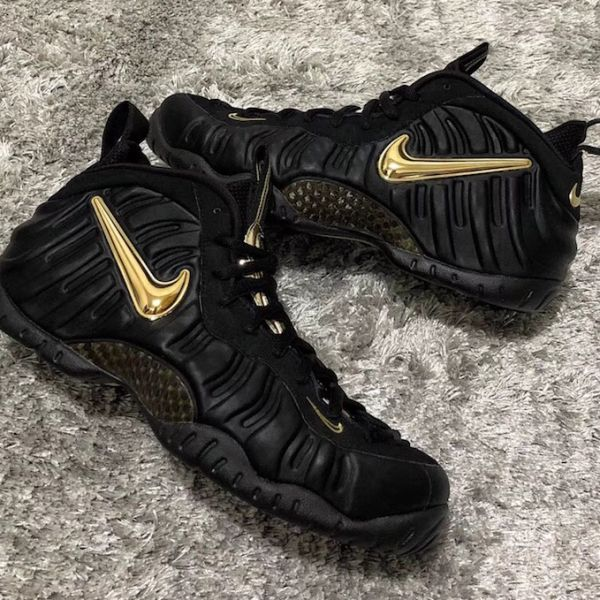 "ecadf8641ab80 Nike Air Foamposite One ""Metallic Gold"""