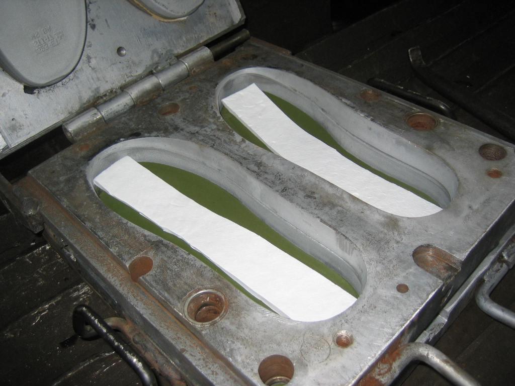 shoe Outsole mold
