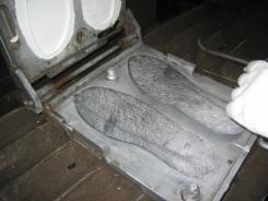 skate shoe Outsole mold