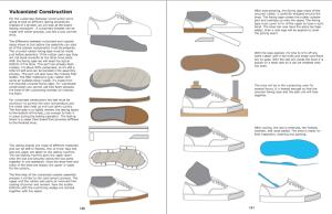 Shoe Construction Techniques