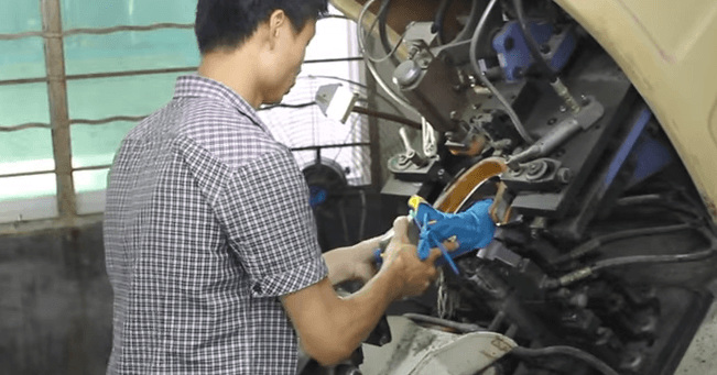 How Shoes are Made Video- The upper is lasted