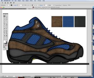 shoe manufacturing process