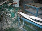 Vulcanized shoe Production Foxing tape making