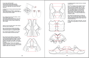 How to inspect a shoe footwear final inspection process