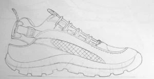 Shoe sketching How to Design Shoes