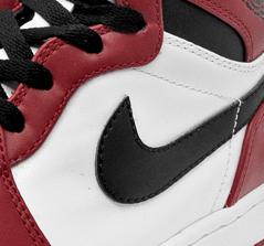 Retro Nike Air Jordan 1 Design