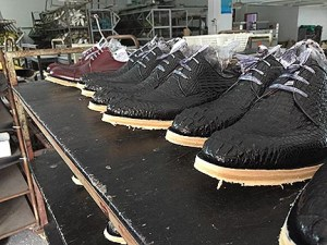 Custom Made shoes in China