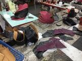 shoe making process steps