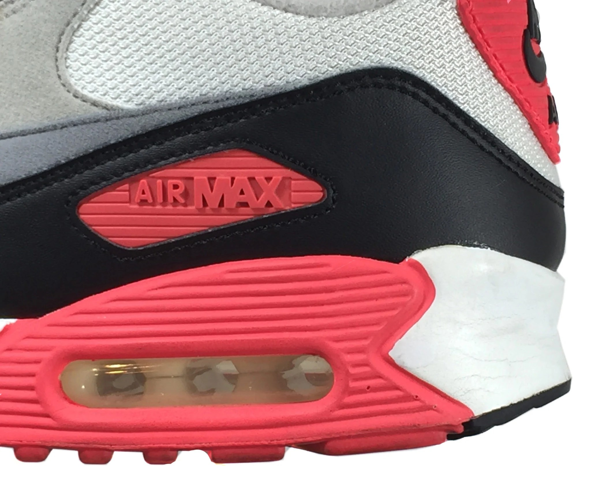 Nike Air Max 90 Counterfeit vs. Real - Watch Out!