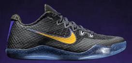 Nike Kobe 11 retails for $159.00