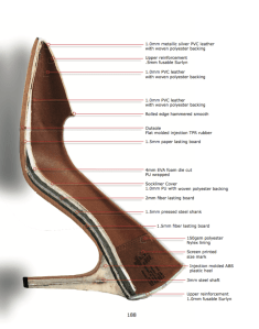 How are shoes constructed? Types of shoe construction