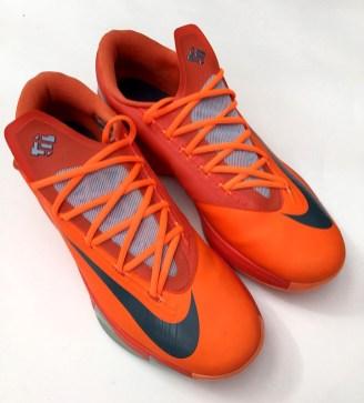 Nike KD VI restored