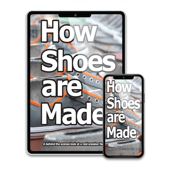 How Shoes are Made PDF ebook