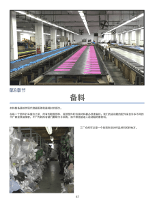 第8章节 :鞋材准备--67 材料裁断 商标印刷与准备