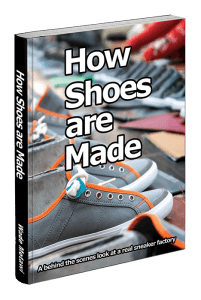 shoesmaking book How shoes are Made