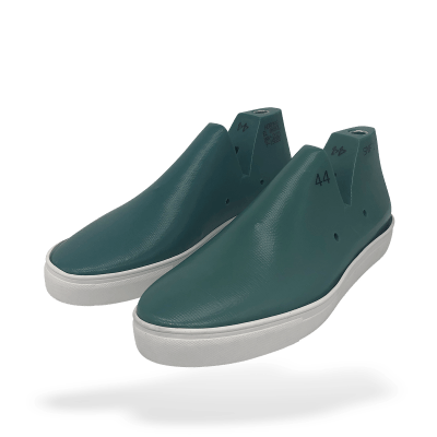 Sneaker Last and Sole side pair DIY shoemaking kit