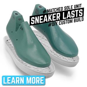 sneaker lasts DIY custom Build