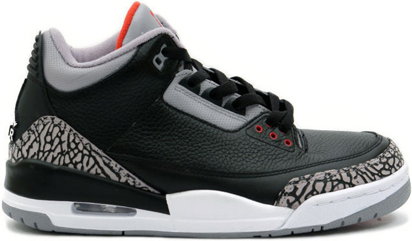 wholesale dealer 4d46c a8437 Black Cement Grey-White-Varsity Red Air Jordan Release Dates