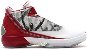 cd153c75796c02 Air Jordan 22 (XX2) Omega White Varsity Red-Black