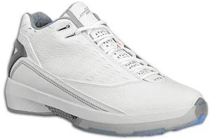 5806264b7f2 Air Jordan XX2 (22) 5/8 White/University Blue-Orange Blaze