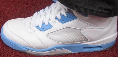 Air Jordan Retro 5 (V) Unreleased Samples
