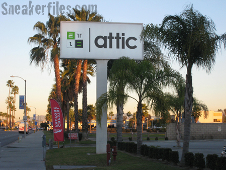 The Attic - Buena Park, CA