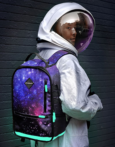 Galaxy Backpack by SprayGround  SneakerFiles