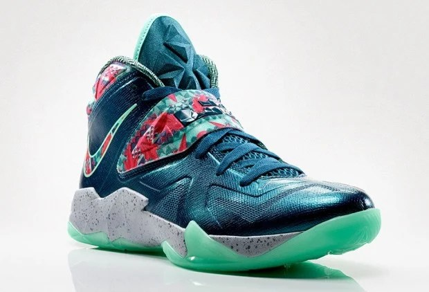 Nike LeBron Zoom Soldier VII 7 The Power Couple