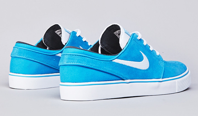 Nike Sb Zoom Stefan Janoski Vivid Blue White Black