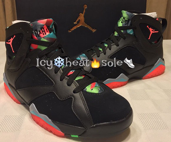 Air Jordan 7 Marvin the Martian Release Date and Pricing