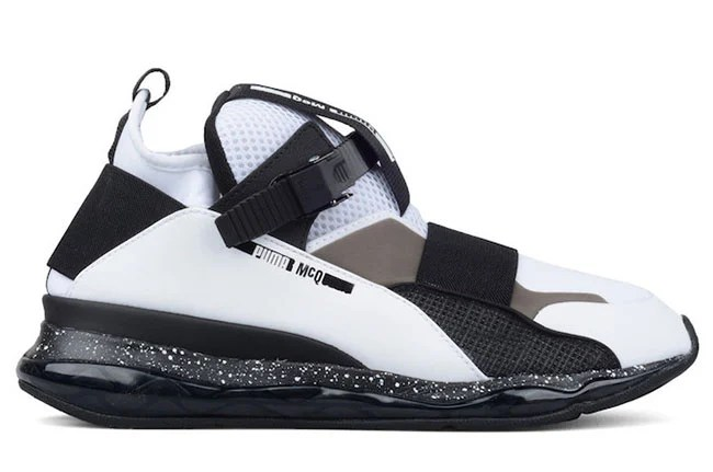 Puma MCQ Cell Mid White Black
