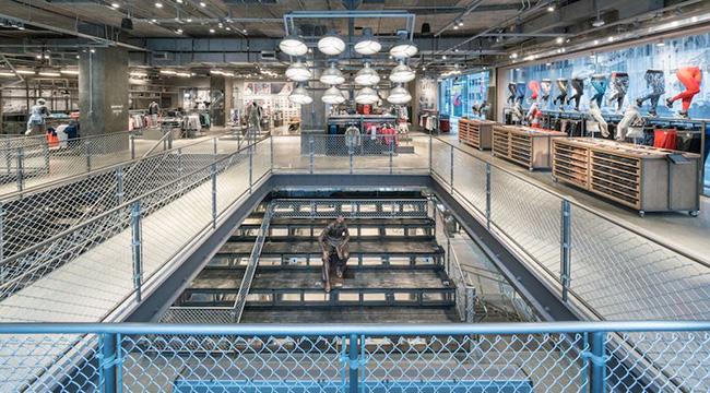 adidas NYC Flagship Store