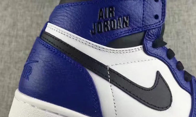 Air Jordan 1 Rare Air Fragment Royal