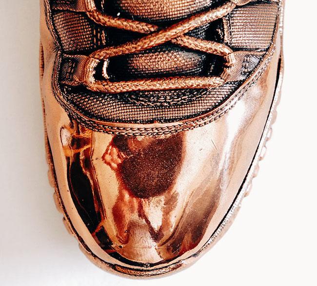 Bronze Air Jordan 11