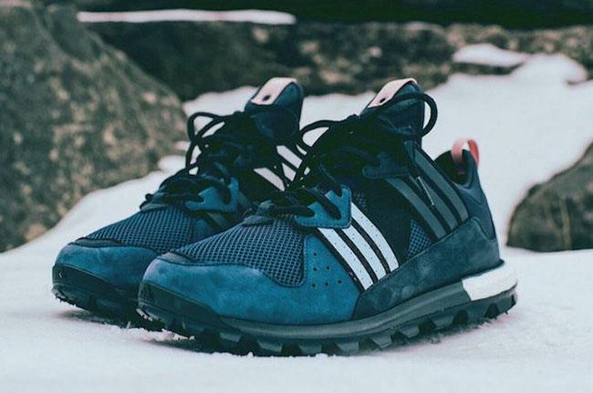Kith Aspen Ronnie Fieg x adidas Trail Boost