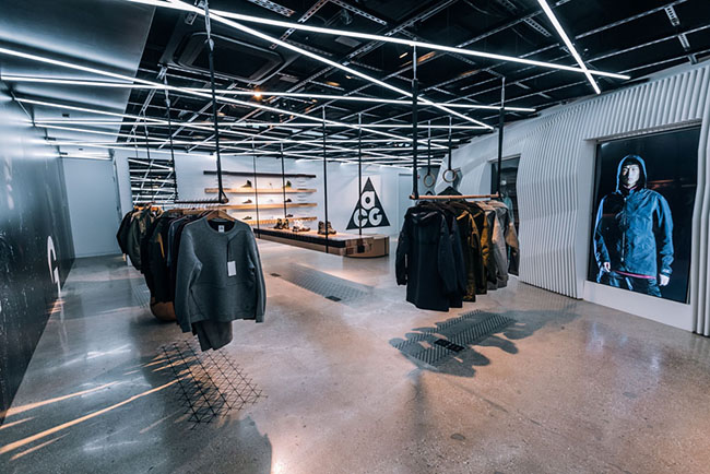 NikeLab Chicago Store ACG Collection