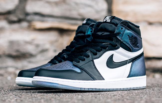 Air Jordan 1 All Star Chameleon 2017 Release Date | SneakerFiles