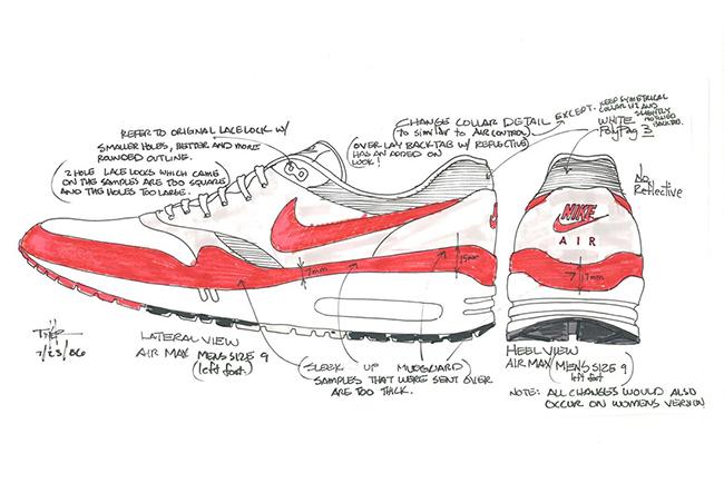 Behind Design Nike Air Max 1 OG 2017