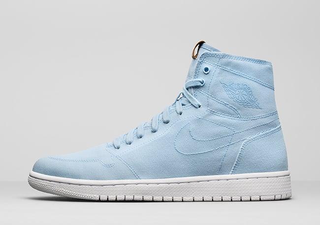 Air Jordan 1 Decon Blue 867338-425