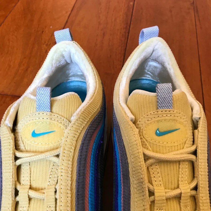 Sean Wotherspoon Air Max 971 Eclipse By Mache Customs