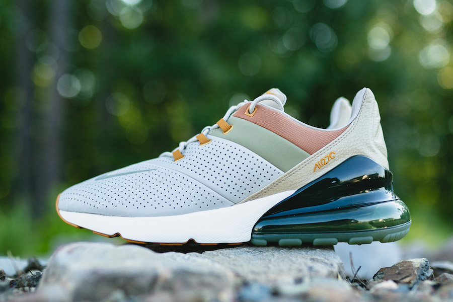Nike Air Max 270 Premium String Desert Ochre   SneakerFiles