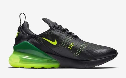 Nike Air Max 270 Black Volt AH8050-017