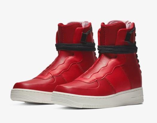 Nike Air Force 1 Rebel XX Gym Red AO1525-600