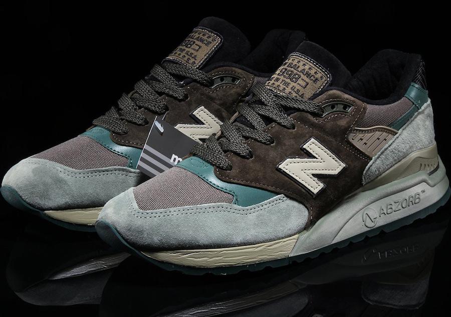 New Balance 998 Made in USA M998AWA | SneakerFiles