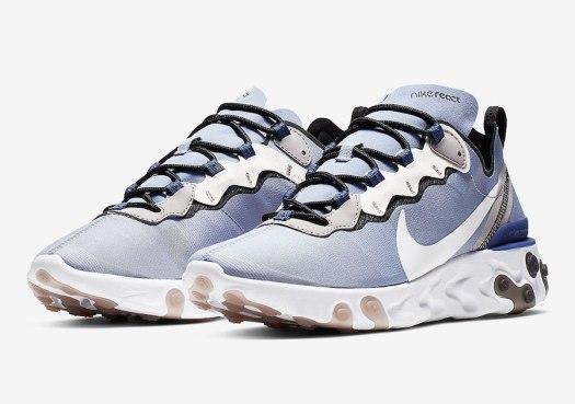 Nike React Element 55 BQ6166-402 Release Date