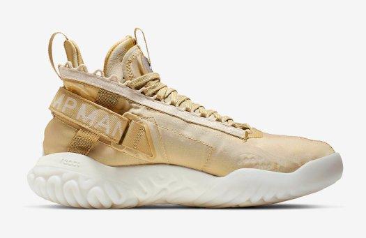 Jordan Proto React Gold BV1654-200 Release Date