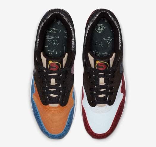 De'Aaron Fox Nike Air Max 1 SWIPA Release Info