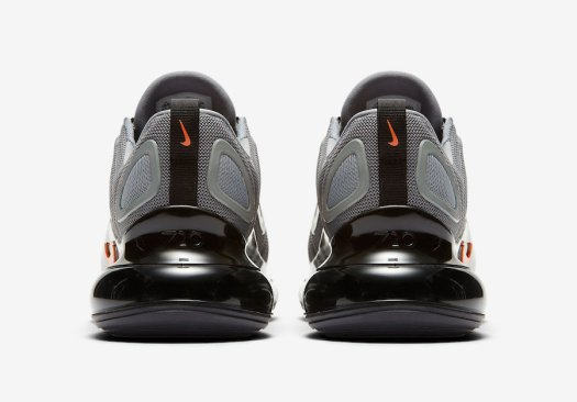 Nike Air Max 720 Cool Grey Bright Crimson CK0897-001 Release Info