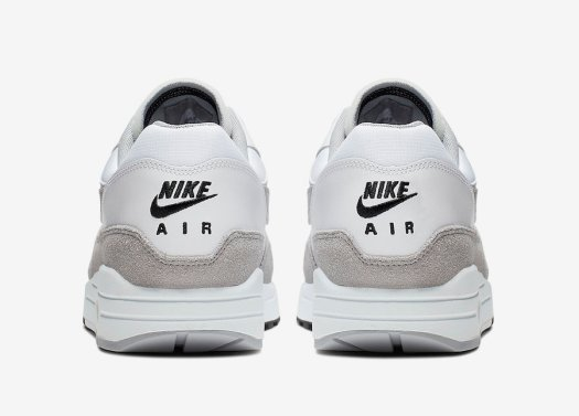 Nike Air Max 1 White Black Wolf Grey AH8145-113 Release Date Info