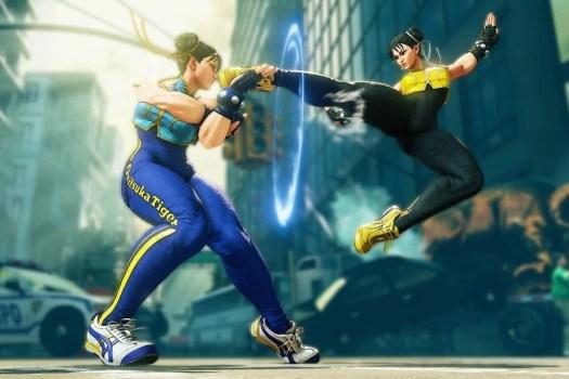 Street Fighter Onitsuka Tiger Chun-Li Release Date Info
